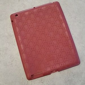 Authentic Gucci ipad protector